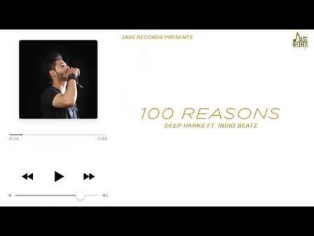 100 Reasons Lyrics – Deep Harks
