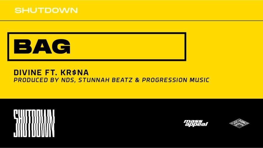 Bag Lyrics – Divine Ft KRNA