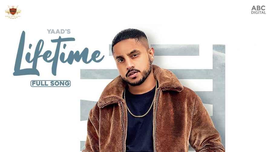 Lifetime Lyrics – Yaad
