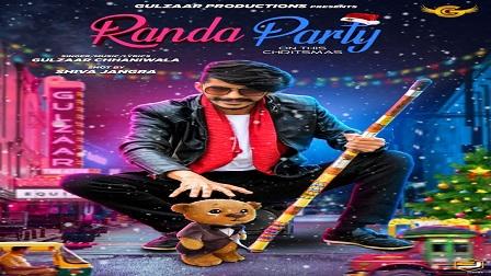 Randa Party Lyrics – Gulzaar Chhaniwala