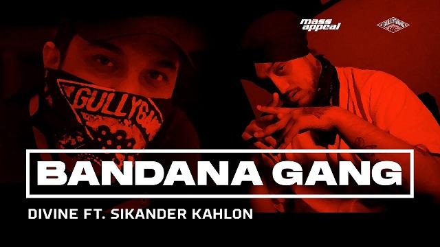 bandana gang divine