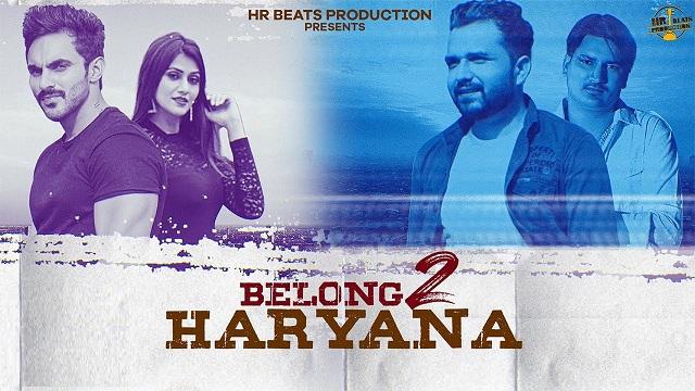 Belong 2 Haryana Lyrics Amit Saini Rohtakiya