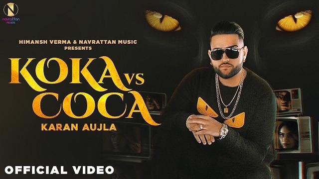 koka vs coca karan aujla