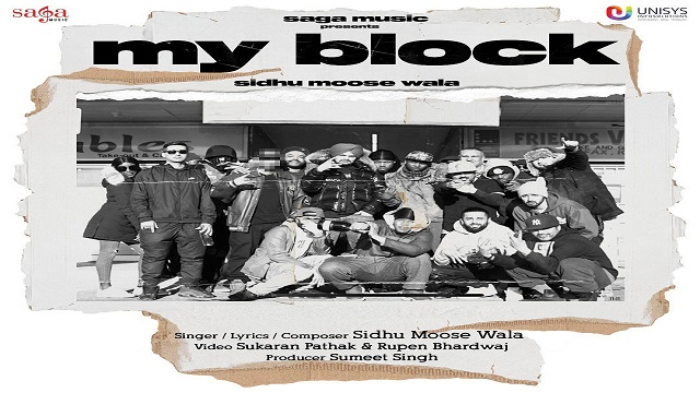 my block sidhu moose wala