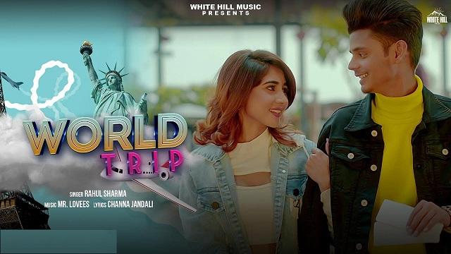 world trip rahul sharma